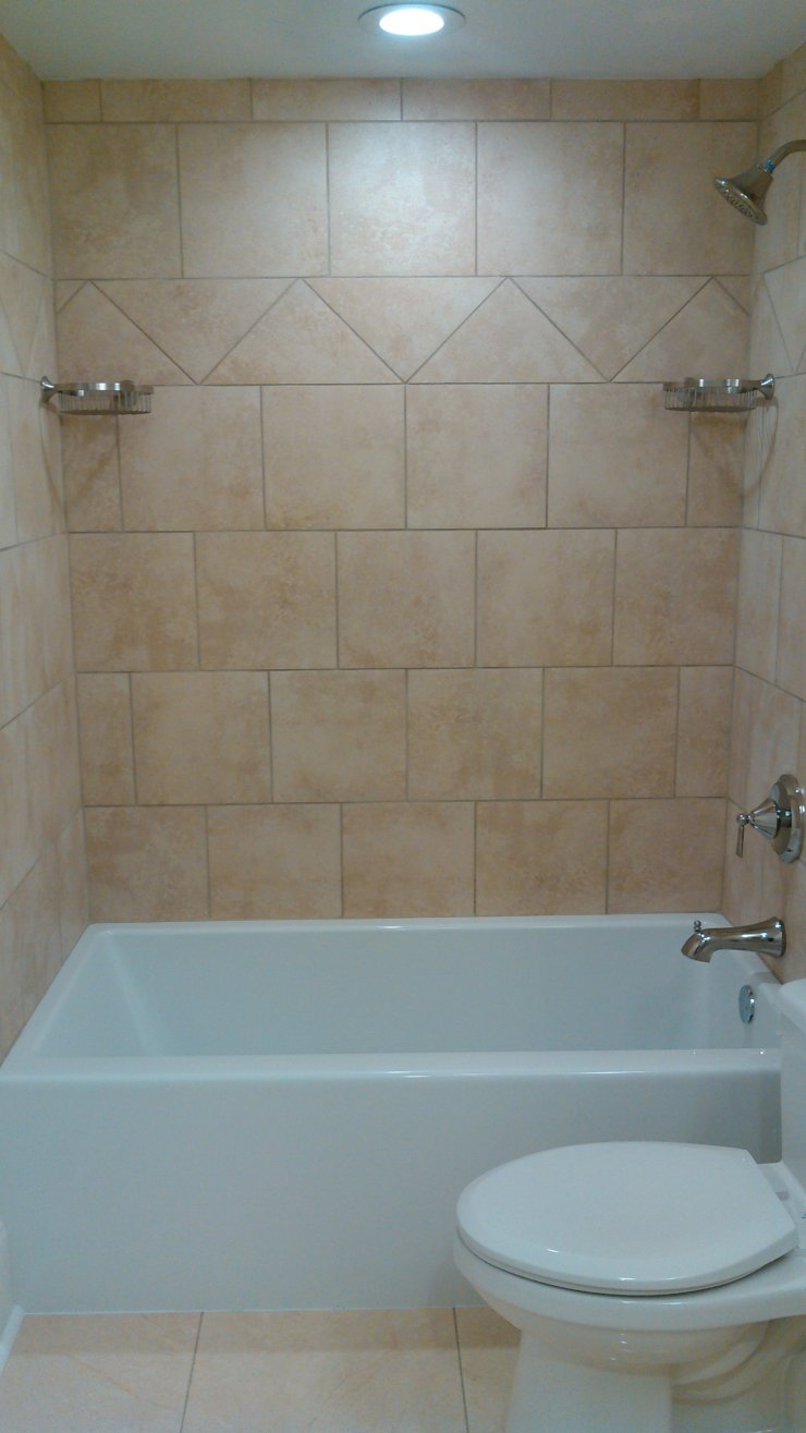 Custom Tile, Marble, Handicap Accessible Showers & Tubs – Troutman\'s ...